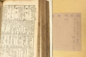 漢語辞典をひく
