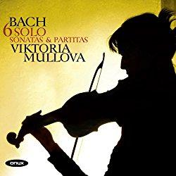 バッハ無伴奏ヴァイオリンムローヴァ