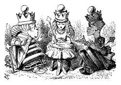 赤の女王白の女王
