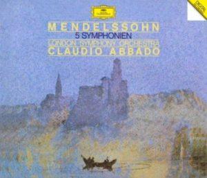 アバドメンデルスゾーン交響曲