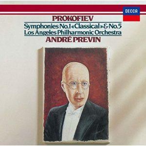プレヴィンプロコフィエフ交響曲