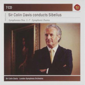 C.デイヴィスシベリウス交響曲