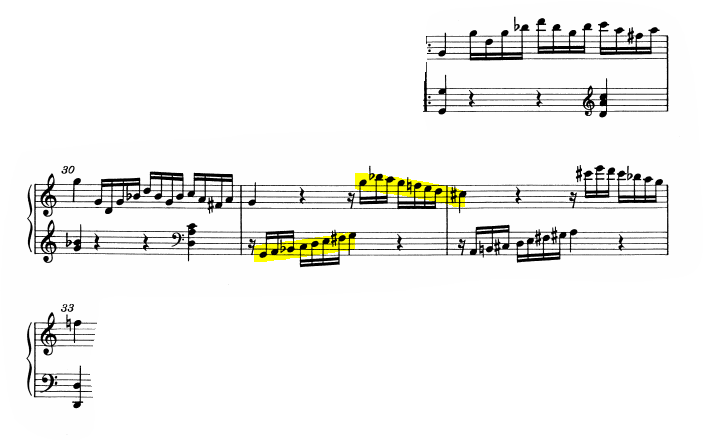 モーツァルトピアノソナタ16展開部2
