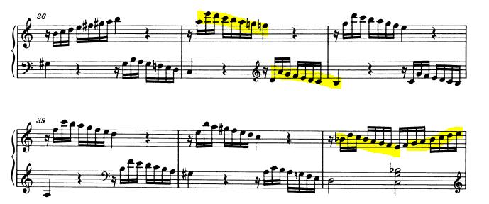 モーツァルトピアノソナタ16展開部4