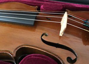 ヴァイオリン駒
