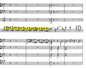 モーツァルトヴァイオリン協奏曲第5番主題導入