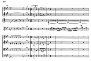 モーツァルトヴァイオリン協奏曲第5番トルコ風